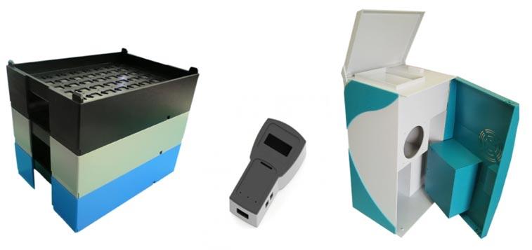 Caixas e Gabinetes Plásticos